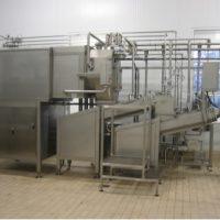 Utilaje de fabricat unt, margarina si de reprocesat unt